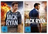 Jack Ryan - Staffel 1 & 2 im Set (DVD)