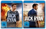 Jack Ryan - Staffel 1 & 2 im Set (Blu-ray)
