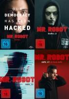 Mr. Robot - Staffel 1+2+3+4 im Set (DVD)