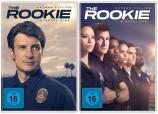 The Rookie - Staffel 1+2 im Set (DVD)