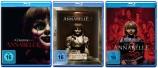 Annabelle 1+2+3 (Blu-ray)