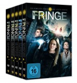 Fringe - Staffel 1+2+3+4+5 im Set (DVD)