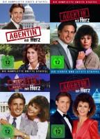 Agentin mit Herz - Staffel 1+2+3+4 im Set (DVD)