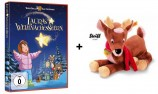 Lauras Weihnachtsstern + Steiff Rentier Olaf (DVD)