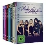 Pretty Little Liars - Staffel 1+2+3+4+5+6+7 im Set (DVD)