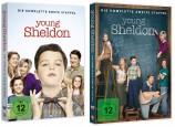 Young Sheldon - Staffel 1+2 im Set (DVD)