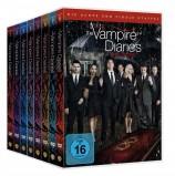 The Vampire Diaries - Die komplette Serie Staffel 1-8 im Set (DVD)