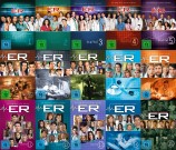E.R. - Emergency Room - Staffel 1-15 / Die komplette Serie im Set (DVD)