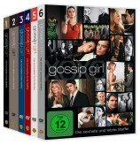 Gossip Girl - Staffel 1+2+3+4+5+6 im Set (DVD)