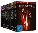 Supernatural - Staffel 1+2+3+4+5+6+7+8+9+10+11+12+13 im Set (DVD)
