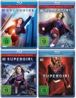 Supergirl - Staffel 1+2+3+4 im Set (Blu-ray)