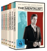 The Mentalist - Die komplette Serie - Staffel 1-7 im Set (DVD)