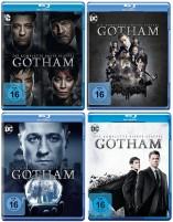Gotham - Staffel 1+2+3+4 im Set (Blu-ray)