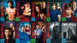 Smallville - Staffel 1+2+3+4+5+6+7+8+9+10 im Set (DVD)