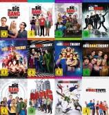 The Big Bang Theory - Staffel 1+2+3+4+5+6+7+8+9+10+11+12 im Set (DVD)