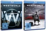 Westworld - Staffel 1+2 im Set (Blu-ray)
