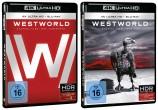 Westworld - Staffel 1+2 im Set (4K Ultra HD Blu-ray)