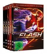 The Flash - Staffel 1+2+3+4+5 im Set (DVD)