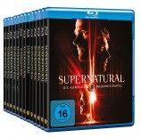 Supernatural - Staffel 1+2+3+4+5+6+7+8+9+10+11+12+13 im Set (Blu-ray)