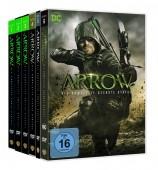 Arrow - Staffel 1+2+3+4+5+6 im Set (DVD)