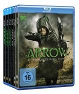 Arrow - Staffel 1+2+3+4+5+6 im Set (Blu-ray)