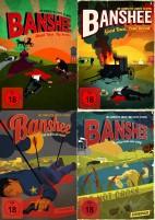 Banshee - Die komplette Serie - Staffel 1+2+3+4 im Set (DVD)