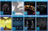 Game of Thrones - Die komplette Serie Staffel 1-8 im Set (Blu-ray)