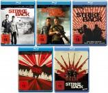 Strike Back - Staffel 1+2+3+4+5 im Set (Blu-ray)