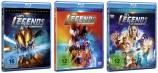 DC's Legends of Tomorrow - Staffel 1+2+3 im Set (Blu-ray)