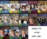 Dallas - Season 1+2+3+4+5+6+7+8+9+10+11+12+13+14 im Set (DVD)
