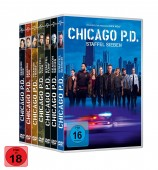 Chicago P.D. - Die kompletten Staffeln 1+2+3+4+5+6+7 im Set (DVD)
