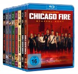 Chicago Fire - Staffel 1+2+3+4+5+6+7+8 im Set (Blu-ray)
