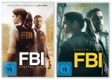 FBI - Staffel 1+2 im Set (DVD)