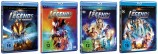DC's Legends of Tomorrow - Staffel 1+2+3+4 im Set (Blu-ray)