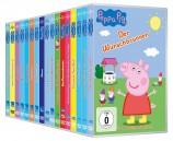 Peppa Pig - DVD Kollektion - 17 DVD Set (DVD)