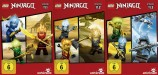 LEGO Ninjago: Masters of Spinjitzu - Staffel 11.1 + 11.2 + 11.3 im Set (DVD)