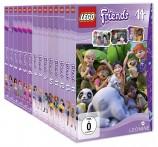 LEGO Friends - DVD 1-14 im Set (DVD)