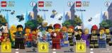 Lego City - TV Serie / DVD 1+2+3 im Set (DVD)