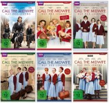Call the Midwife - Staffel 1+2+3+4+5+6 im Set (DVD)