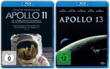 Apollo 11 + Apollo 13 im Set (Blu-ray)