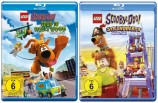 LEGO Scooby Doo! - Spuk in Hollywood + Strandparty (Blu-ray)