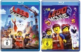 The Lego Movie 1+2 im Set (Blu-ray)