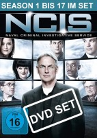 NCIS - Navy CIS - Season 1-17 im Set (DVD)