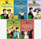 Jerry Lewis & Dean Martin - 5-Filme-Set / Der Tolpatsch + Man ist niemals zu jung + Der Agentenschreck + Wo Männer noch Männer sind + Alles um Anita (DVD)