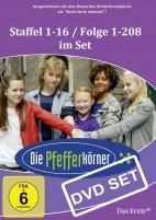 Die Pfefferkörner - Staffel 1-16 / Folge 1-208 im Set (DVD)