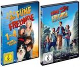 Fünf Freunde 1-4 Sammel-Edition + Fünf Freunde und das Tal der Dinosaurier (DVD)
