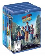 Fünf Freunde 1+2+3+4+5 im Set / und das Tal der Dinosaurier (Blu-ray)