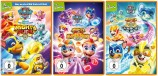 Paw Patrol - Mighty Pups + Mighty Pups Super Paws + Mighty Pups Charged Up! / 3-DVD-Set (DVD)