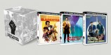 Black Cinema Collection 1-3 im Set - Slaughter #01 inkl. Sammelschuber + Zehn Stunden Zeit für Virgil Tibbs #02 + Strasse zum Jenseits #03 (Blu-ray)