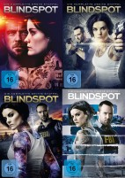 Blindspot - Staffel 1+2+3+4 im Set (DVD)